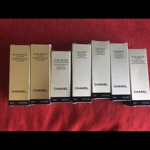 CHANEL Other - PRICE DROP 🔥 Chanel Box + Samples!